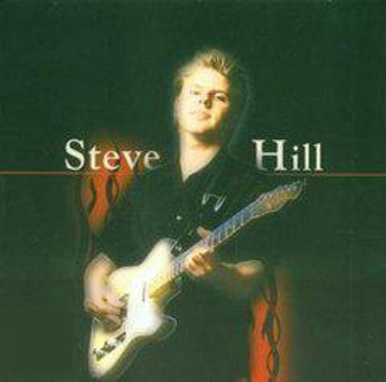 With Steve Hill
