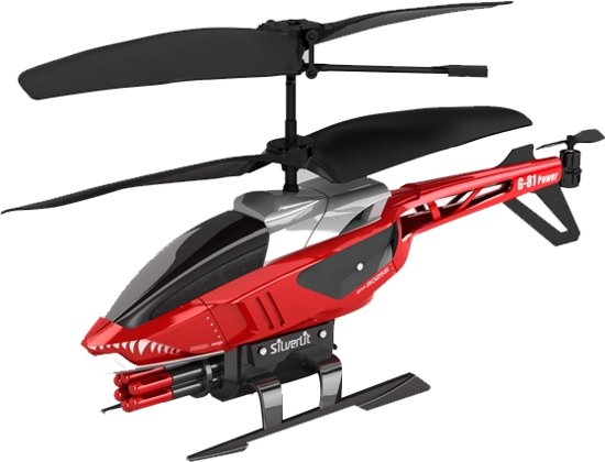 Ongebruikt bol.com | Silverlit Heli Sniper - RC Helicopter, Silverlit | Speelgoed OT-19