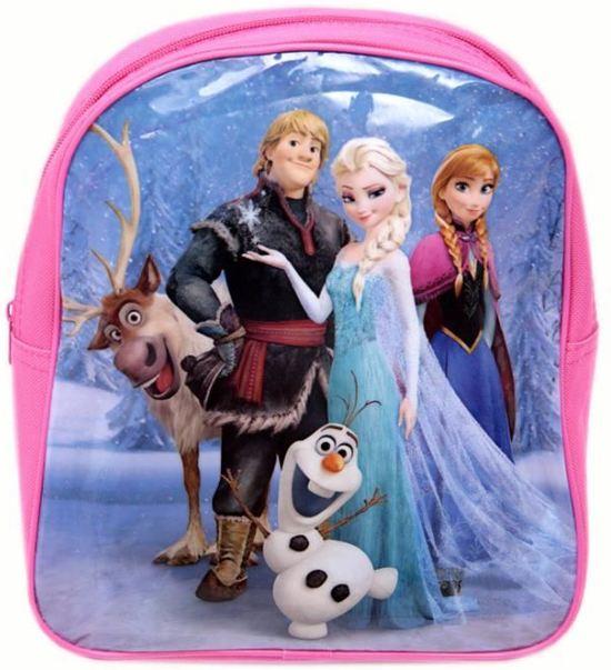 Frozen Rugzak Elsa & Anna 22.5x7.5x26.5 cm