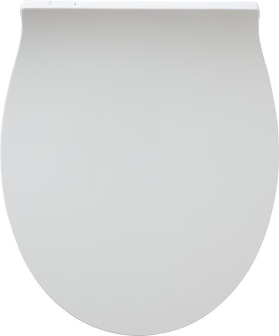 Tiger LED wc-bril - Softclose - Duroplast - Wit