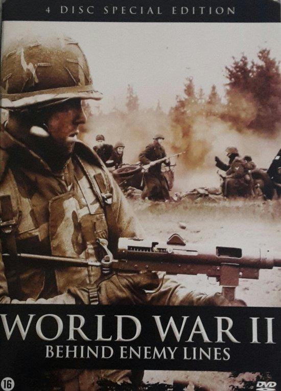 Bolcom World War Ii Behind Enemy Lines 4 Disc Special Edition