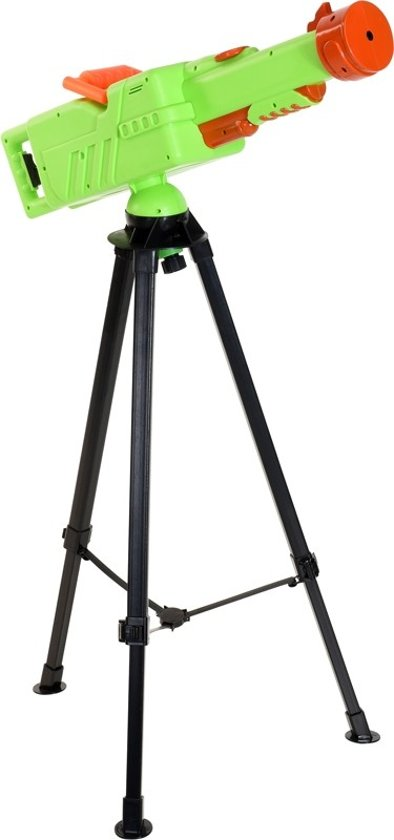 Waterkanon / Waterpistool met Standaard Tuinslangaansluiting