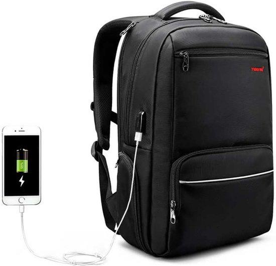 16fb30fa9ef bol.com | Tigernu Guard - laptop rugzak - anti diefstal USB - 12,5 ...