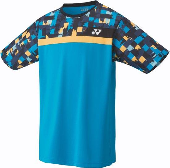 Heren Sportshirt M 16370ex Maat Yonex Blauw thrCBQxsdo