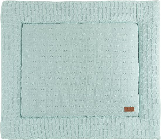 Baby's Only Boxkleed 85x100 Kabel Uni Mint