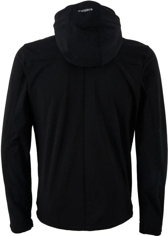 Softshell 990 52 Jacket Black Maat Nils L5AR3Sjc4q