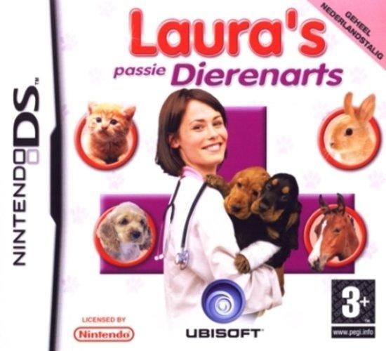 Laura's Passie: Dierenarts
