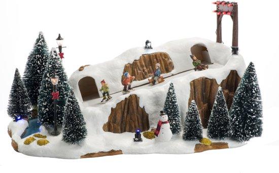 Luville skihelling maat in cm: 39.5 x 24 x 21.5 in cadeaudoos