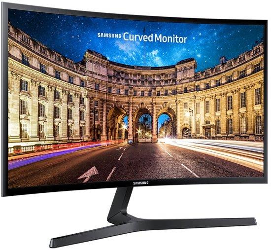 Samsung C27F398FWU - Full HD Curved Monitor