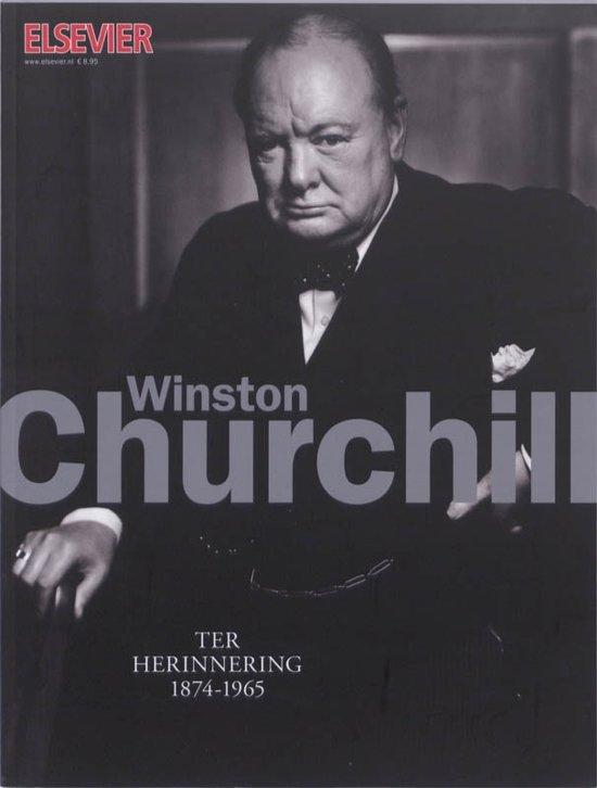 Winston Churchill ter herinnering 1874-1965