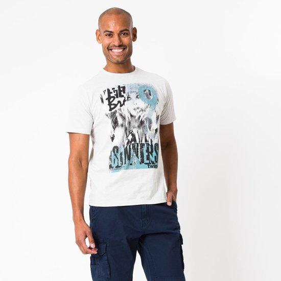 shirt T GrijsXl Twinlife Twinlife T JKFclT1