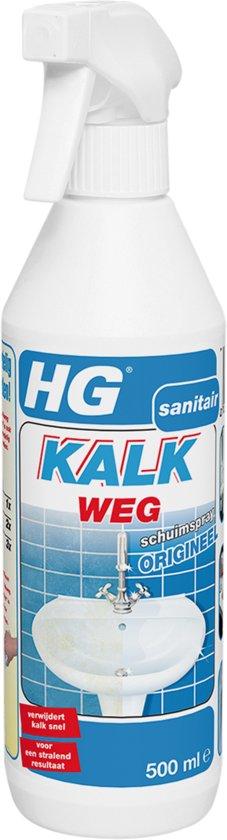 HG Kalkweg Schuimspray - 500 ml