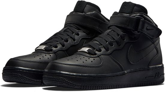 innovative design b6043 ed53e Nike Air Force 1 - Sneakers - Unisex - Maat 35.5 - Zwart