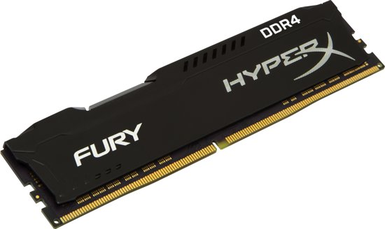 Kingston HyperX FURY 4GB DDR4 2400MHz (1 x 4 GB)