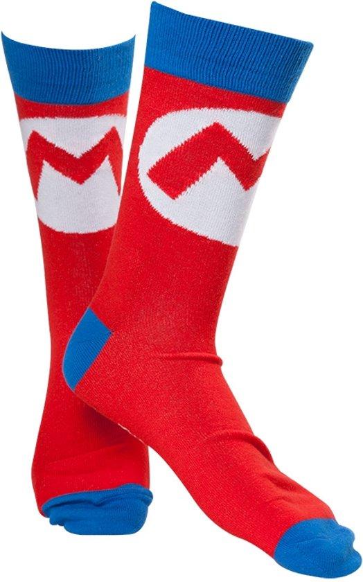 Nintendo - Mario Mark Socks - 43/46