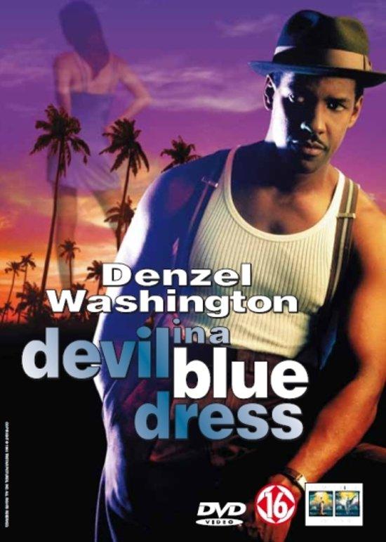 Cover van de film 'Devil In A Blue Dress'
