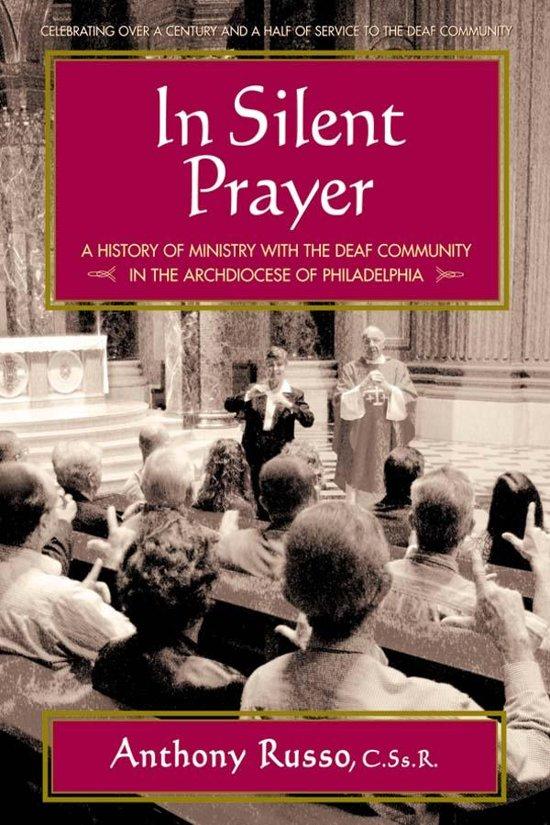 Boek cover In Silent Prayer van Anthony Russo (Onbekend)