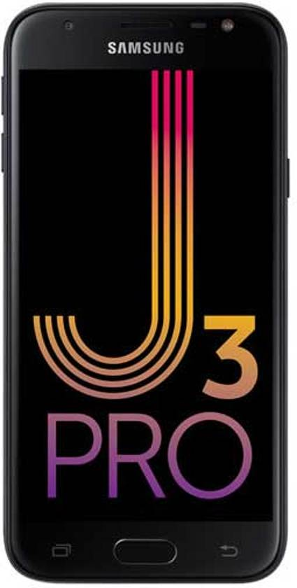 Samsung Galaxy J3 Pro (2017) - Zwart in Englum