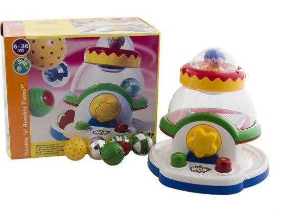 Afbeelding van het spel Wow tumble and rumble twins educatief speelgoed