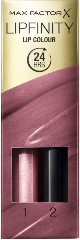 Max Factor Lipfinity Lip Colour Lipgloss - 020 Angelic