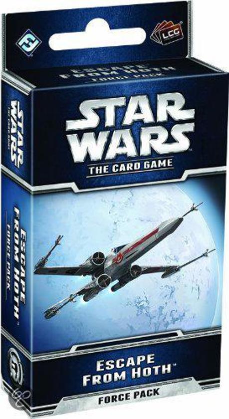 Afbeelding van het spel Star Wars LCG - Escape from Hoth
