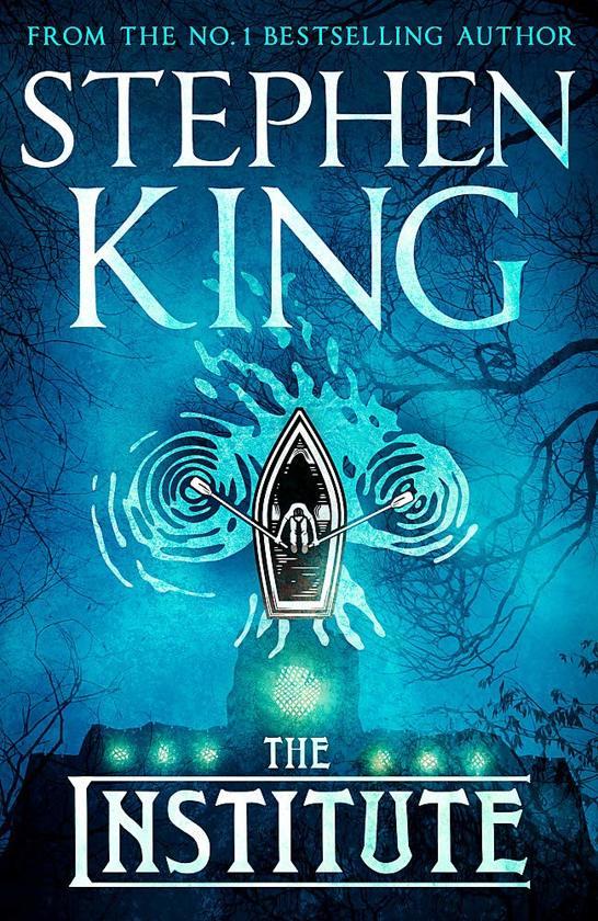Boek cover The Institute van Stephen King (Paperback)