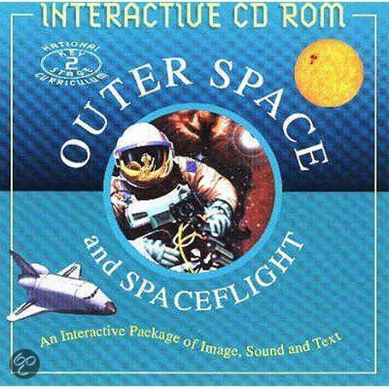 Outer Space And Spaceflight Cdrom