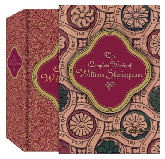 Boek cover Complete Works of William Shakespeare van William Shakespeare (Onbekend)