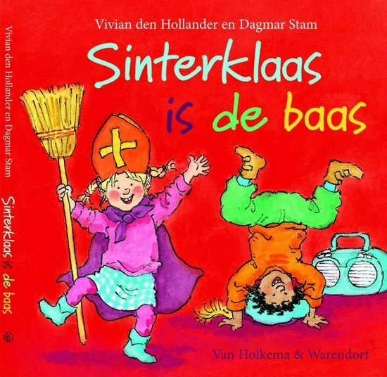 Lisa en Jimmy - Sinterklaas is de baas