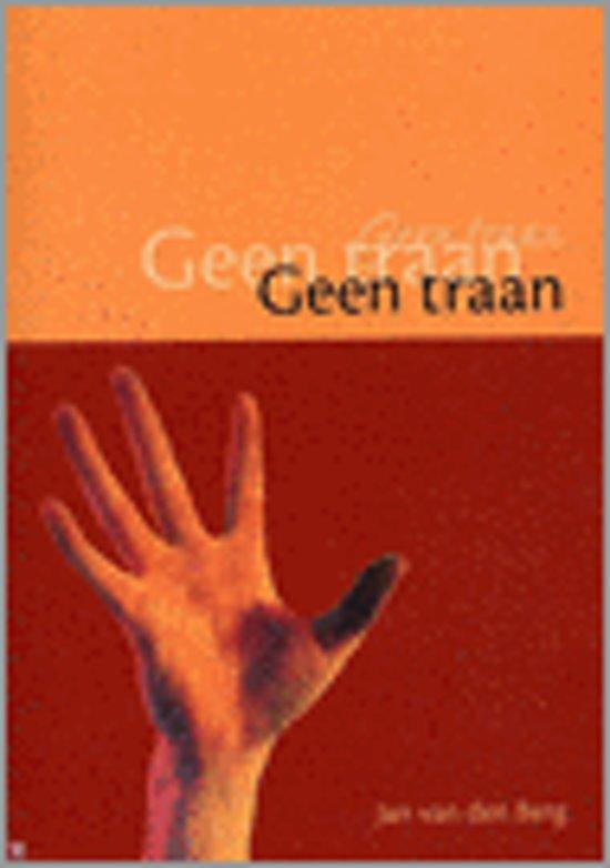 Geen Traan - J. van den Berg  