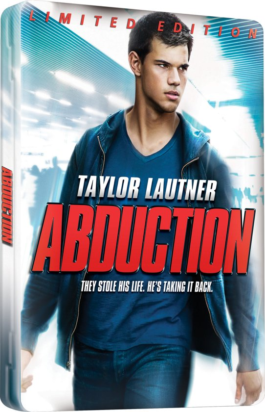 Cover van de film 'Abduction'