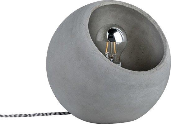 Design Tafel Lamp : Bol paulmann neordic ingram design tafellamp van beton e