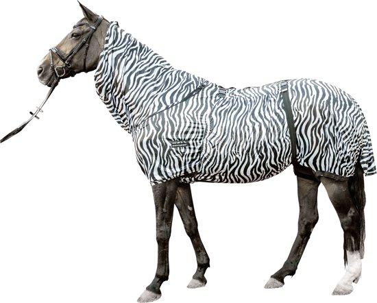 Ekzemer deken -Zebra- wit/zwart 195