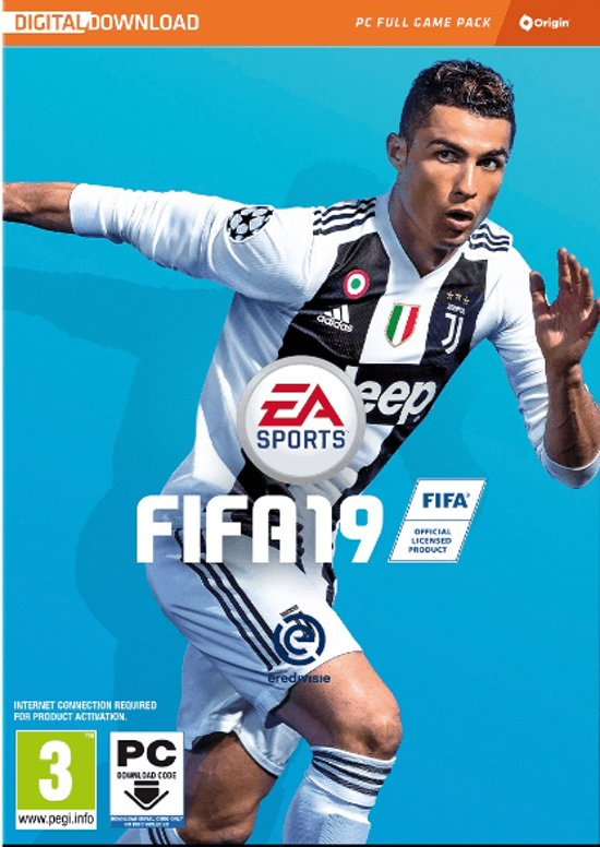 FIFA 19 - Code in a Box - Windows