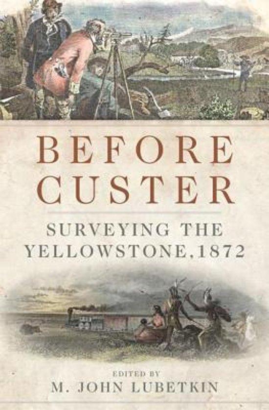 Before Custer