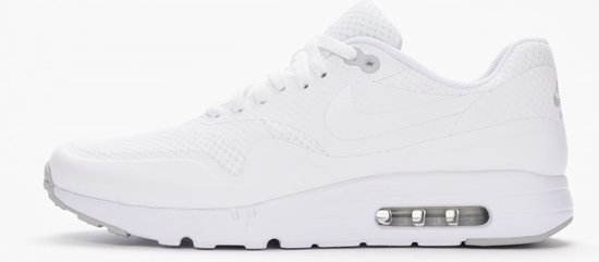 official photos 13ee2 5e1d7 Nike Air Max 1 Ultra Essential - Sneakers - Heren - Maat 45 - Wit