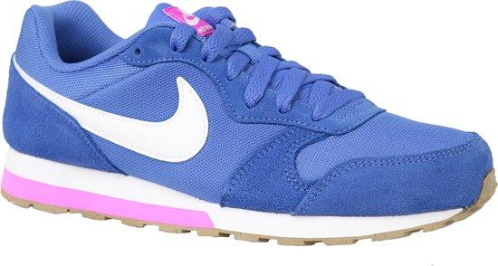 | Nike Md Runner 2 GS 807319 404, Vrouwen, Paars