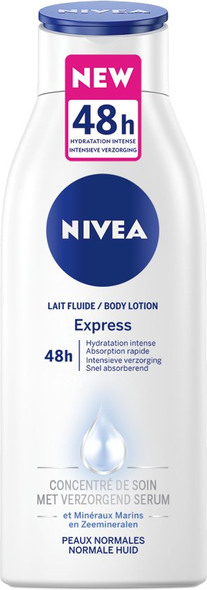 NIVEA Hydraterende  Express Body Lotion - 400 ml