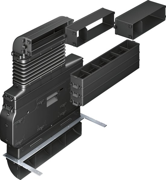 Siemens HZ381501 - Afzuigkap accessoire - Recirculatie startset