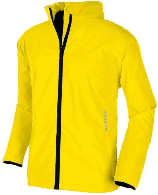 Mac in a Sac  - Regenjas - Volwassenen - XS - Canary Yellow
