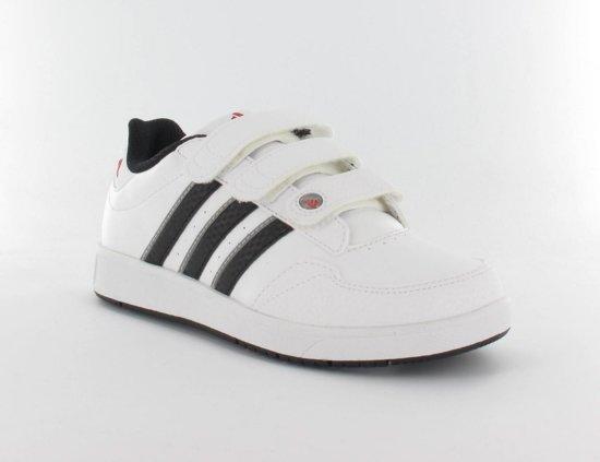 83a2cc98a5afe0 Kinderen 4 Adidas 38 Maat 2 3 Lk Kids Trainer Cf Sneakers ZqZA17Pgw