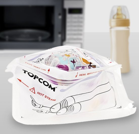 TopCom Magnetronsterilisator