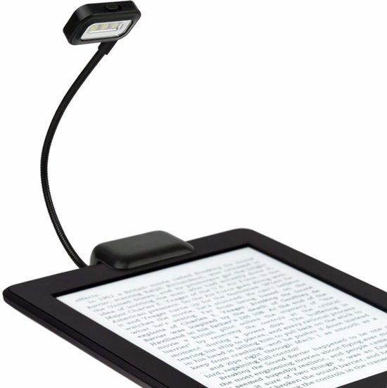 ☕☕ Oeps ... | Benieuwd hoe ... Universeel E-Reader Leeslampje ...