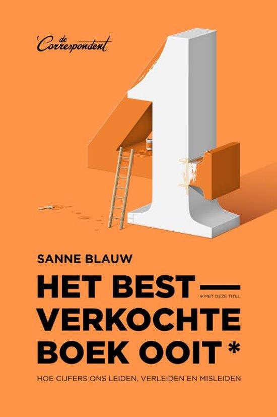 Boek cover Het bestverkochte boek ooit (met deze titel) van Sanne Blauw (Paperback)