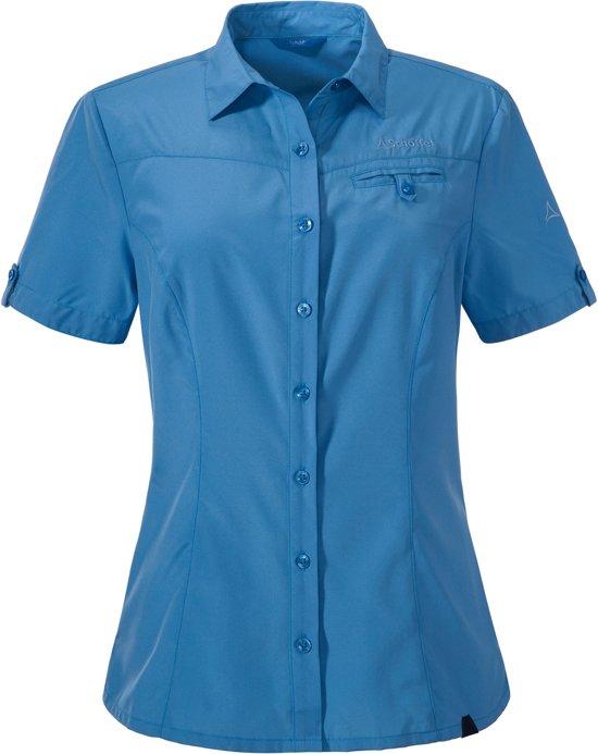 Mendoza Uv Blouse Blue WomenFrench PkZuilXwOT