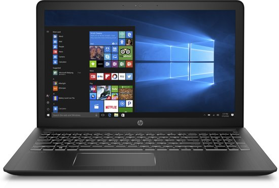 HP Pavilion Power 15-cb040nd - Gaming Laptop - 15.6 Inch (39,6 cm)