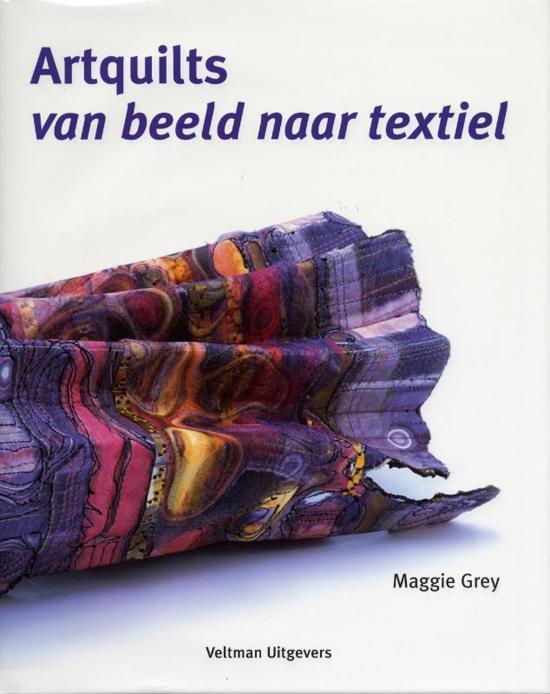 Artquilts Van beeld naar textiel