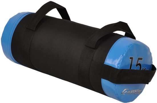 0971f2784f70 Exercise bag with grips inSPORTline - 15 kg