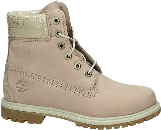 Chaussures Timberland Rose Avec Dames Lacer NOj32cDzA2