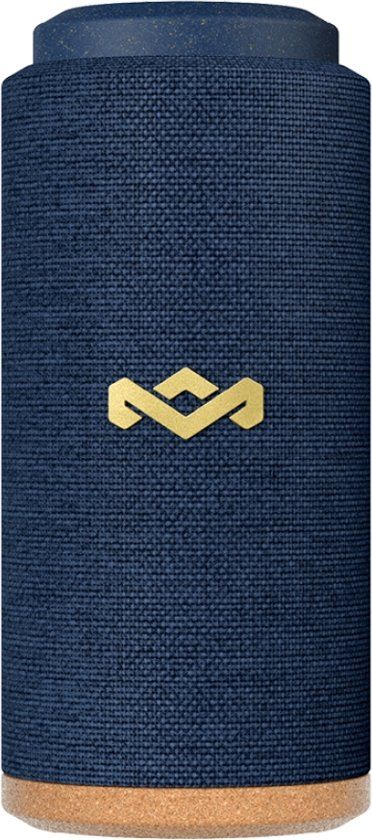 House of Marley No Bounds Sport - Draadloze Bluetooth speaker - Blue
